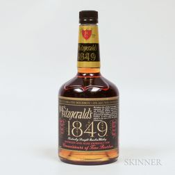 Old Fitzgerald 1849 8 Years Old, 1 750ml bottle Spirits cannot be shipped. Please see http://bit.ly/sk-spirits for more info.