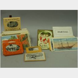 Collection of U.S. and Foreign Postcards