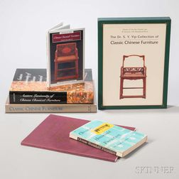 Six Books on Chinese Furniture