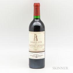 Chateau Latour 1978, 1 bottle