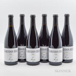 Clarendon Hills Moritz Shiraz 2005, 6 bottles (oc)
