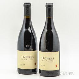 Flowers Camp Meeting Ridge Pinot Noir 1997, 2 bottles