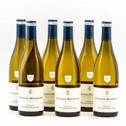 Fontaine Gagnard Chassagne Montrachet 2017, 6 bottles