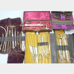 Four Pocket Medical Sets