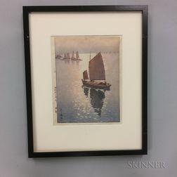 Hiroshi Yoshida (1876-1950) Calm Wind