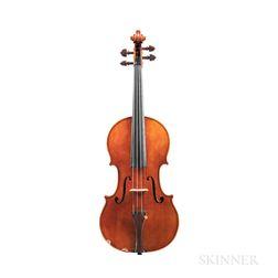 American Violin, John Masters, Columbus, 1990