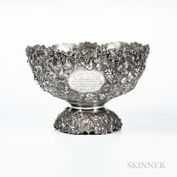 Jacobi & Jenkins Presentation Punch Bowl