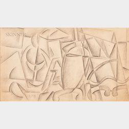Roberto Marcello Iras Baldessari (Italian, 1894-1965)      Still Life