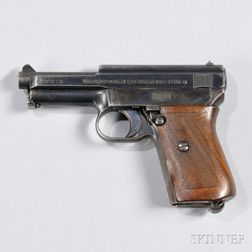Mauser Model 1914 Pistol