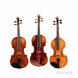 Three Violins