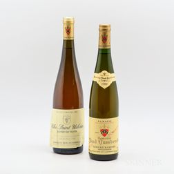 Domaine Zind Humbrecht, 2 bottles