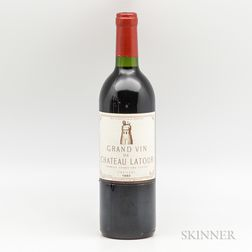 Chateau Latour 1982, 1 bottle