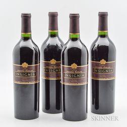 Phelps Insignia 1995, 4 bottles
