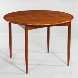 Mills Denmark Teak Dining Table