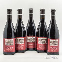 Lemelson Vineyard Stermer Vineyard Pinot Noir 2001, 5 bottles