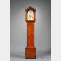 Federal Cherry Tall Clock