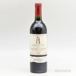 Chateau Latour 1988, 1 bottle