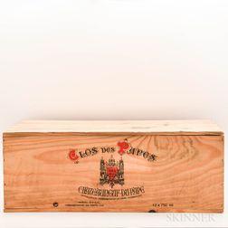 Clos des Papes (Paul Avril) Chateauneuf du Pape 2004, 10 bottles