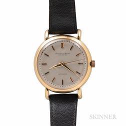 IWC 18kt Gold Caliber 852 Automatic Wristwatch