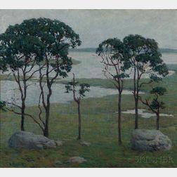 Marion Howard (American, 1883-1953)      Silence