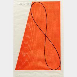 Robert Peter Mangold (American, b. 1937)      Untitled