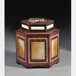 Octagonal Tea Box