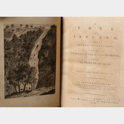 Young, Arthur (1741-1820) A Tour in Ireland