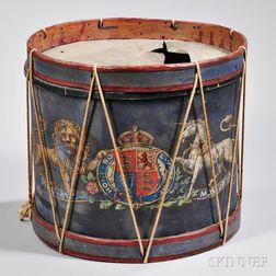 British Rope-tension Drum