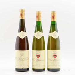Domaine Zind Humbrecht, 3 bottles