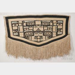 Classic Northwest Coast Dance Blanket