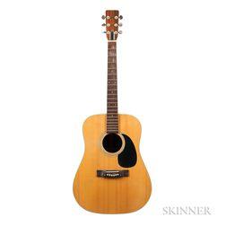 Ventura Acoustic Guitar, c. 1970