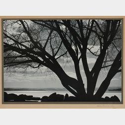 George Richmond Hoxie (American, 1907-1984)      Canandaigua Shores