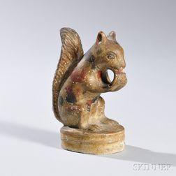 Chalkware Squirrel