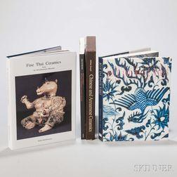 Four Books on Southeast Asian Art