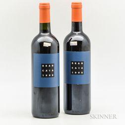 Brancaia 1998, 2 bottles