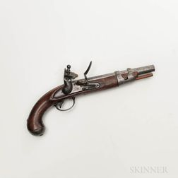 U.S. Model 1816 Flintlock Pistol