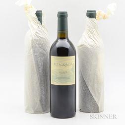 Araujo Altagracia, 3 bottles