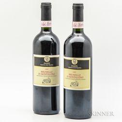 Tenuta San Filippo Brunello di Montalcino Fanti 1997, 2 bottles