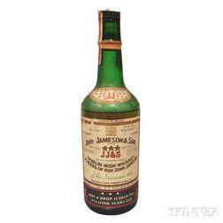 John Jameson 3 Star 7 Years Old, 1 4/5 quart bottle