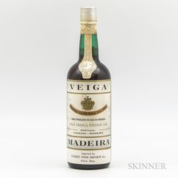 Veiga Sercial Solera 1930, 1 bottle