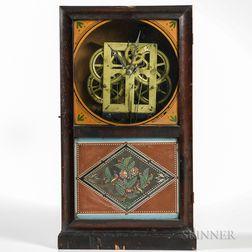 Smith & Goodrich Fusee Shelf Clock