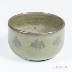 Sarah Tutt Marblehead Pottery Bowl