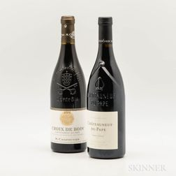Chateauneuf du Pape Duo, 2 bottles