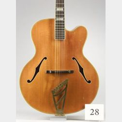 American Archtop Guitar, John D'Angelico, New York, 1957, Model Excel