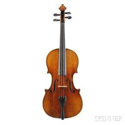 German Violin, Ernst Heinrich Roth, Markneukirchen, c. 1930