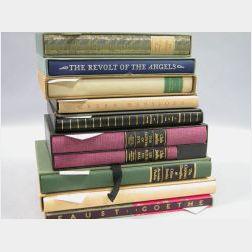 Nine titles;