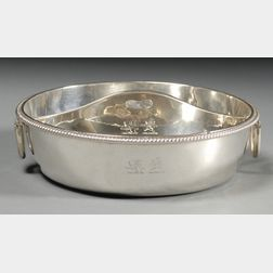 George III Paul Storr Silver Divided Vegetable Dish