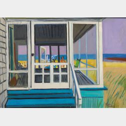 Maurice Freedman (American, 1904-1984)      Fairfield Cottage