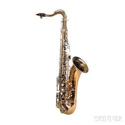 French Saxophone, Henri Selmer, Paris, Model Super Balanced Action, 1952