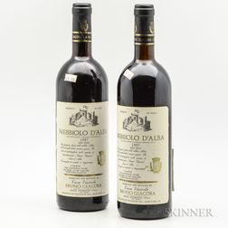 Bruno Giacosa Nebbiolo 1997, 2 bottles